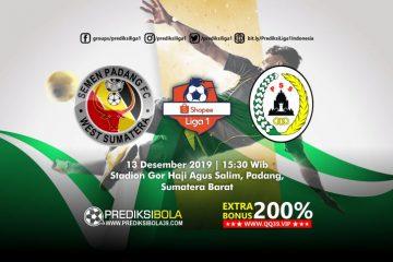 Prediksi Semen Padang vs PSS Sleman 13 September 2019
