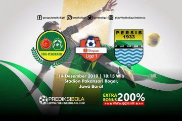 Prediksi TR-Kabo vs Persib Bandung 14 September 2019