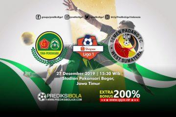 Prediksi TR-Kabo vs Semen Padang 27 September 2019